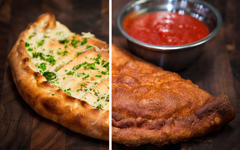 Build Your Own Panzerotti